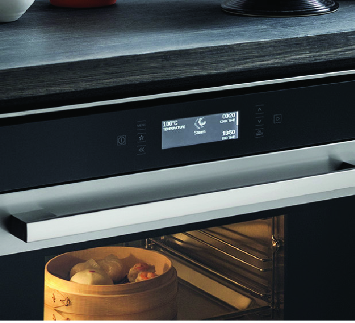 Signature Appliances Ariston Build in Oven