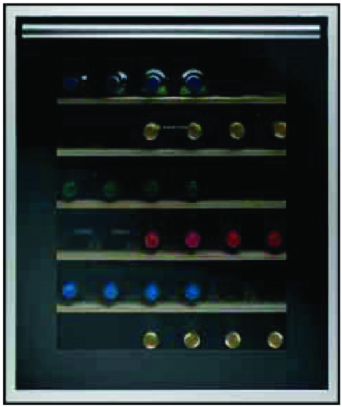 Signature Appliances Ariston Wine Cellar