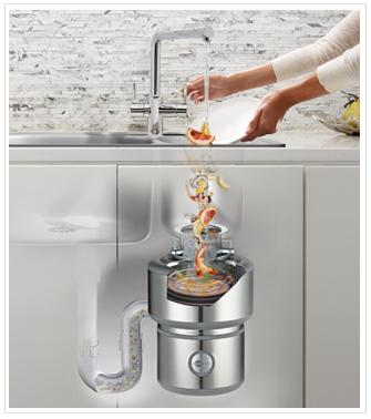 Insinkerator kitchen appliances signature obicorp sdn bhd for Water triturador