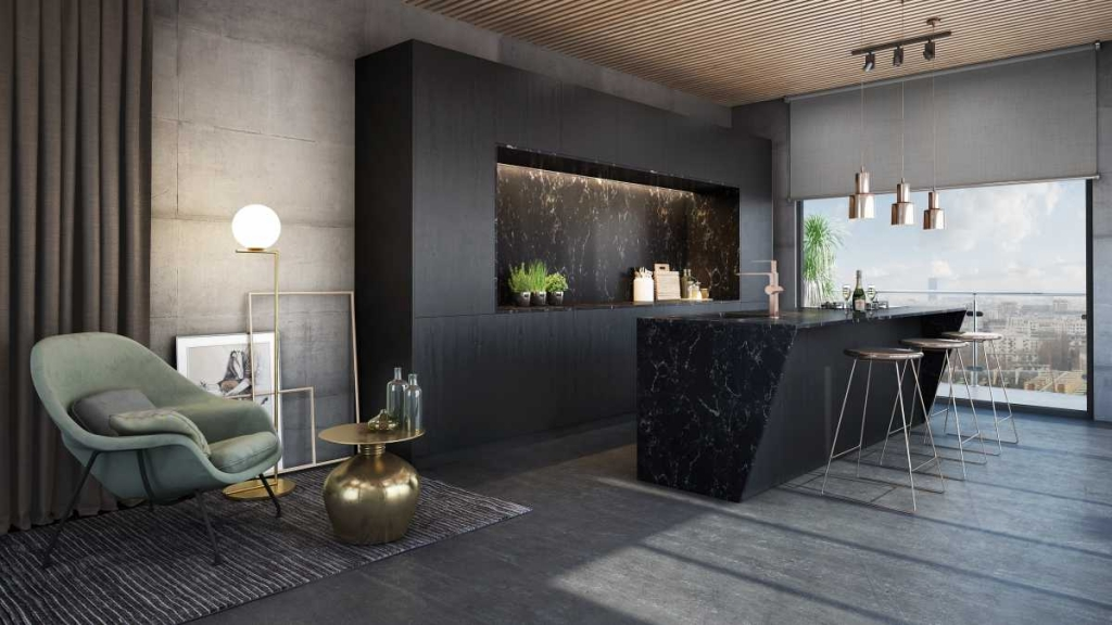 Full Suite of Kitchen Appliances